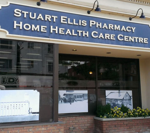 Stuart Ellis Storefront